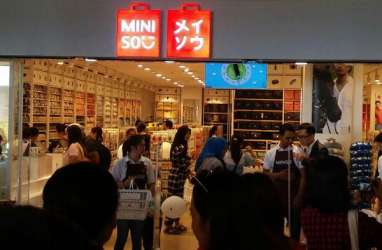 Miniso Raup Pendanaan US$608 Juta dari IPO