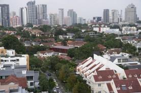 Penjualan Rumah di Singapura Naik ke Level Tertinggi…
