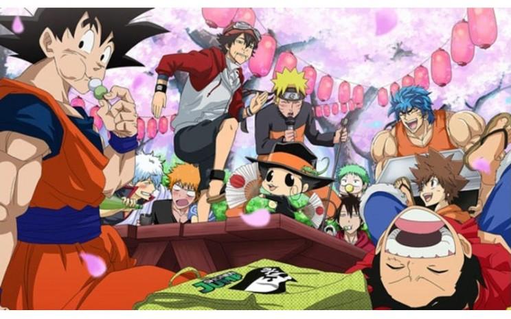 Ilustrasi anime Jepang.  - Dok. tokyotreat.com