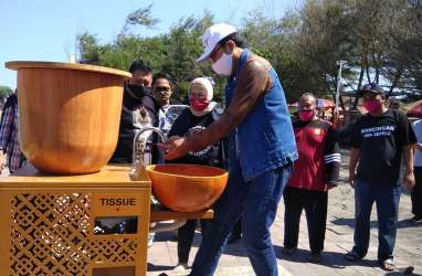 Duh! Ketersediaan Fasilitas Cuci Tangan di Masyarakat Jauh dari Target