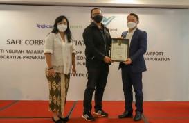 Bandara I Gusti Ngurah Rai Bali Raih Sertifikat Inisiasi Koridor Sehat dari IIAC