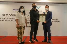 Bandara I Gusti Ngurah Rai Bali Raih Sertifikat Inisiasi…