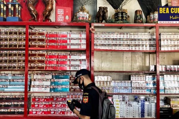Pemerintah Daerah Kabupaten Dompu Kunjungi Bea Cukai Bahas Potensi Penerimaan Dari Rokok