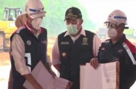 Tol Palembang-Betung Mulai Dibangun, Rampung Medio…