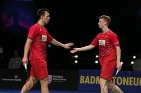Hasil Denmark Open 2020: Kejutan, Astrup/Rasmussen…
