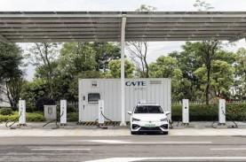 'Gotong Royong' Lintas Negara Produksi Baterai Mobil…
