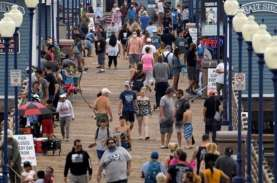 Klaim Pengangguran AS Sentuh Level Tertinggi Sejak…