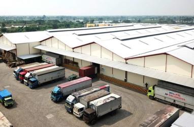 PERDAGANGAN ELEKTRONIK : Properti sektor Logistik RI Cerah