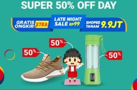 Shopee 11.11 Tawarkan Gratis Ongkir hingga Diskon…
