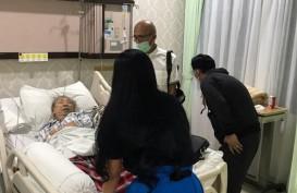 Alami Gangguan Fungsi Organ, Wapres Ke-9 Hamzah Haz Dirawat di RSPAD