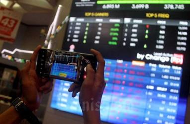 IHSG Rebound, Saham Antam (ANTM) Paling Aktif Diburu Investor