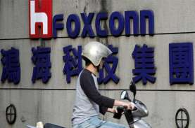 Atasi Perlambatan, Foxconn Pacu Lini Bisnis Otomotif