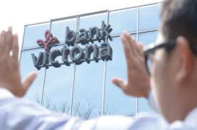 Permintaan Sepi, Bank Victoria Proyeksi Kredit Flat…