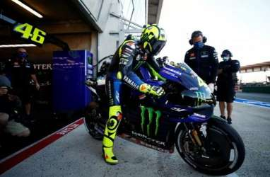 Dari Mana Valentino Rossi Tertular Covid-19?
