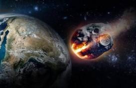 Asteroid Kecepatan 40.000 km per Jam Akan Terbang Melewati Bumi