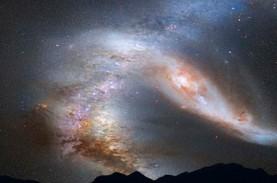 Galaksi Bima Sakti dan Andromeda Akan Bergabung Suatu…