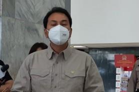 Wakil Ketua DPR Azis Syamsuddin Kecelakaan Sepeda.…