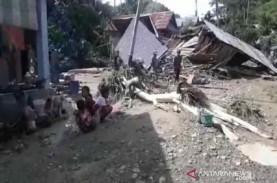 Dua Wilayah di Donggala Dilanda Banjir Bandang