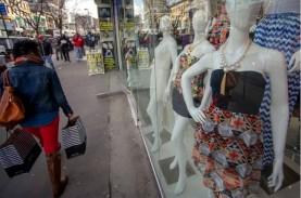 Lampaui Perkiraan, Penjualan Ritel AS Naik pada September…