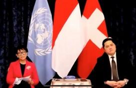 Bertemu Utusan PBB di Swiss, Menlu Retno Bahas Pengungsi Rohingya