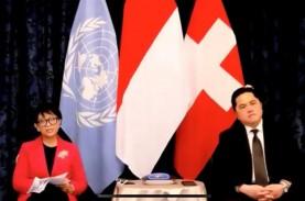 Bertemu Utusan PBB di Swiss, Menlu Retno Bahas Pengungsi…