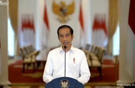 Jokowi Kutip Pernyataan Bank Dunia soal UU Cipta Kerja