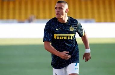 Derby Inter vs Milan, Alexis Sanchez Terancam Tak Dapat Bermain