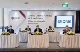 Bank QNB Dapat Suntikan Modal Rp442,98 Miliar
