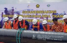 Proyek Pipa Gas Cirebon-Semarang Mangkrak 14 Tahun, Salah Siapa?