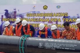 Proyek Pipa Gas Cirebon-Semarang Mangkrak 14 Tahun,…
