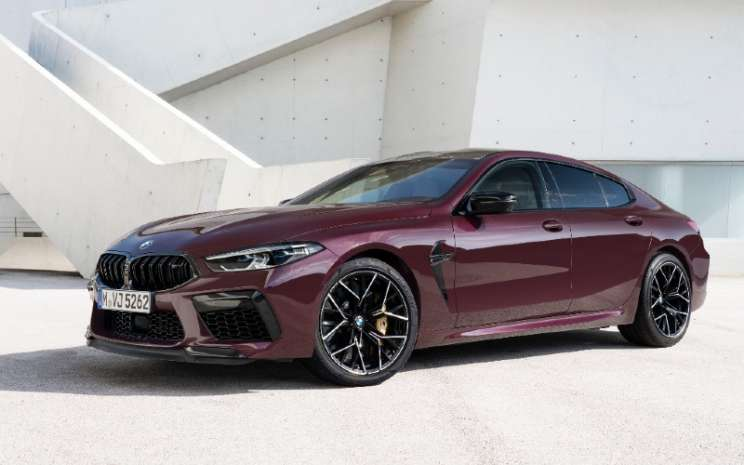 BMW M8 Competition Gran Coupe.  - BMW