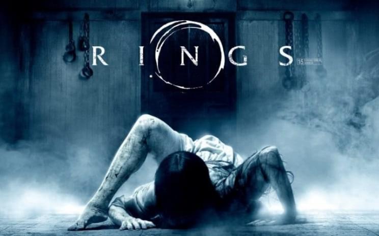 Film horor Rings akan ditayangkan Trans TV. - poster