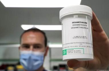 WHO : Dexamethasone Satu-satunya Obat Efektif untuk Pasien Covid-19 yang Parah