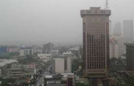 Prakiraan Cuaca DKI Jakarta:  Minggu 18 Oktober Diguyur Hujan