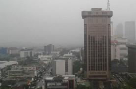Prakiraan Cuaca DKI Jakarta: Minggu 18 Oktober Diguyur…