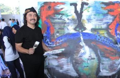 Seniman Sebut Pandemi Bukan Halangan untuk Terus Berkarya