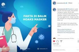 Cek Fakta: Salah Kaprah Masker Memicu Kanker