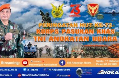 Ultah ke-73, Korpaskhas TNI AU Disiapkan Atasi Serangan Senjata Nubika. Apa Itu?