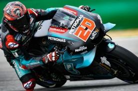MotoGP Aragon: Quartararo Siap Ngebut Lagi Meski Crash…