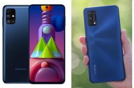 Samsung Galaxy M51 vs Realme 7 Pro, Pilih Baterai…