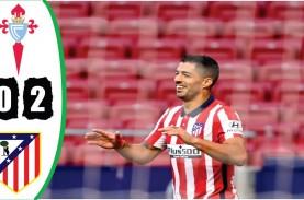 Hasil La Liga Spanyol, Gol Suarez & Carrasco Beri…