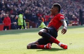 Hasil Liga Inggris : 3 Gol 10 Menit Terakhir, MU Gasak Newcastle 4–1