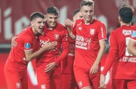 Hasil Liga Belanda : Menang Besar, Twente Pimpin Klasemen…