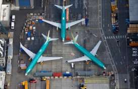 Boeing Co. 737 Max Bakal Terbang Perdana di AS pada Akhir Tahun Ini
