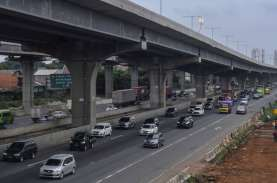 Tol Cikampek, Ada Pengecoran Jalan Selama Sepekan