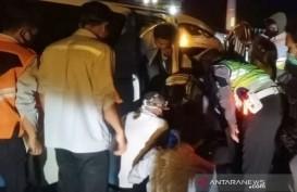 Mobil Hanafi Rais Kecelakaan di Cipali, Kendaraan Penabrak Kabur