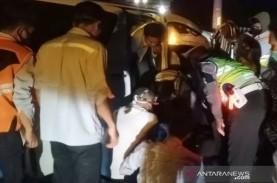 Mobil Hanafi Rais Kecelakaan di Cipali, Kendaraan…