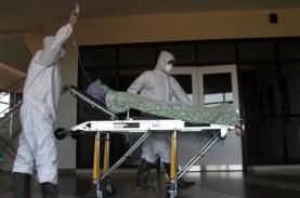 2 Pasien Covid-19 di Cirebon Jalani Terapi Plasma,…