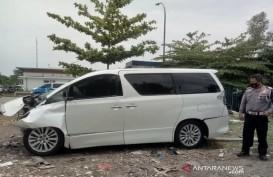 Hanafi Rais Luka Berat Akibat Kecelakaan di Tol Cipali