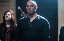 Aksi Vin Diesel di  The Last Witch Hunter Malam Ini Pukul 21.00 WIB